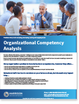 Organizational Competency Analysis
