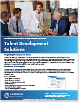 Talent Development Solutions