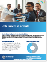 Job Success Formulas