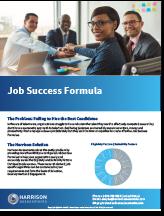 Job Success Formulas