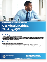 Quantitative Critical Thinking