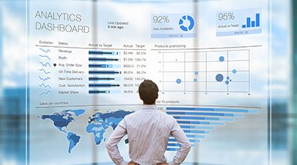 Entrepreneur concept with notebook - Entrepreneurship