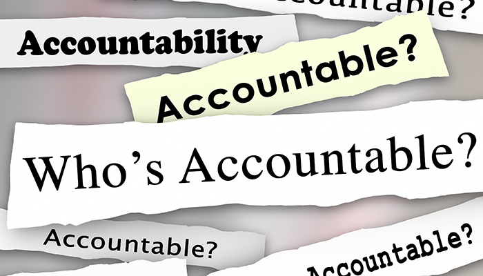 Improving Accountability within the Workplace