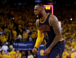 LeBron James, Team Building, and Assessments