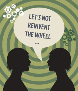 There is No Need to Reinvent the Wheel... Trick it Out